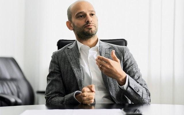 Директор дивізіону «Роздрібний бізнес» Групи Нафтогаз Максим Рабінович