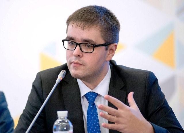 Провідний експерт з енергетики Центру Разумкова Максим Білявський