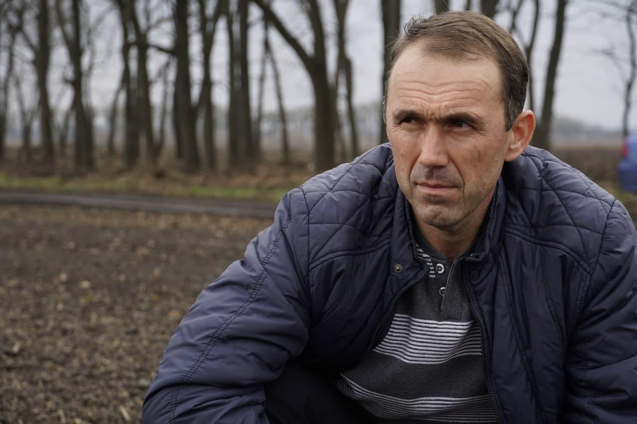 Головний агроном Сергій Замоздра