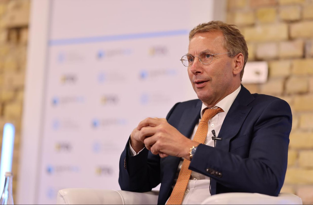 Головний виконавчий директор Групи Нафтогаз Отто Ватерландер
