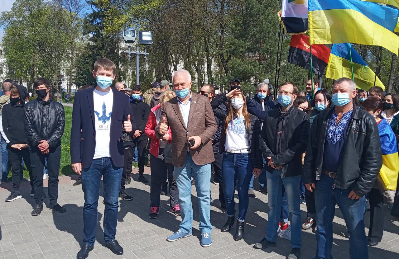 Юрій Бражник, Сергій Іващенко, Катерина Бабіч