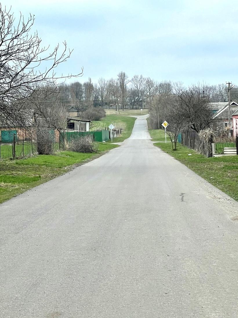 Капітально відремонтована дорога Базилівщини
