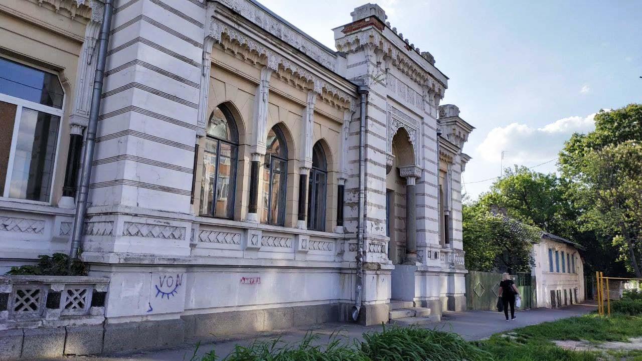 Будинок Бахмутського (вул. Пилипа Орлика, 15)