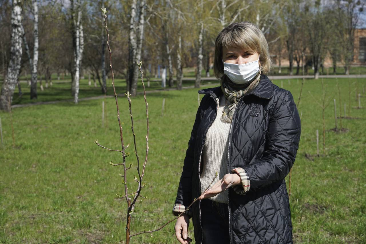 Директорка Новооржицької ЗОШ Світлана Винниченко