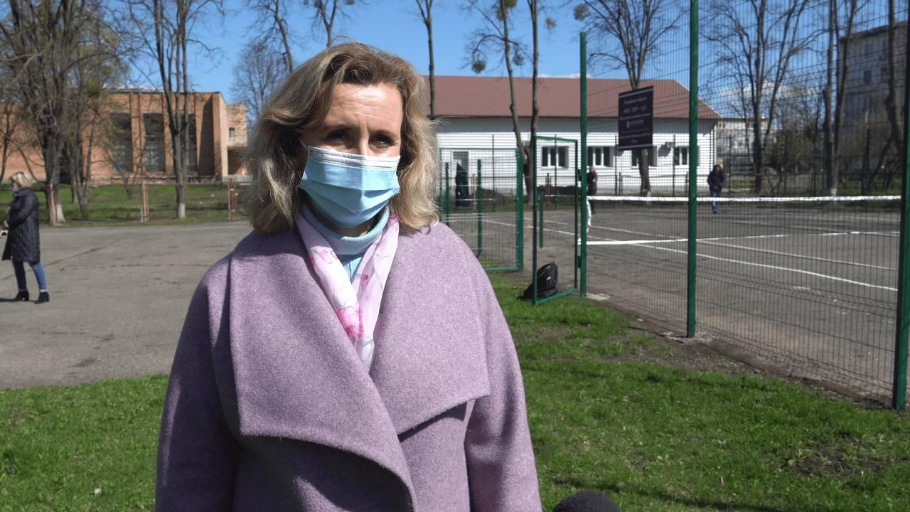 Фахівець з соціального партнерства Новооржицького цукрового заводу Тетяна Перхайло