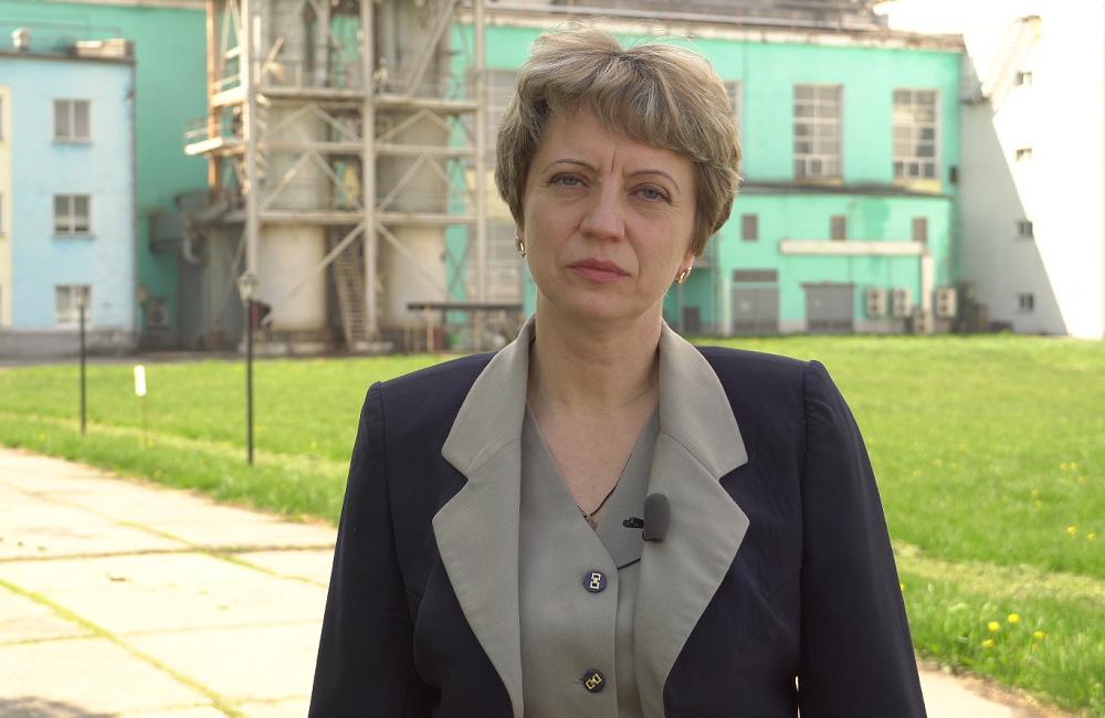 Олена Лупєкіна, заступниця директора з сировини Яреськівського цукрового заводу