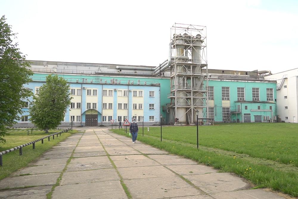 Яреськівський цукровий завод