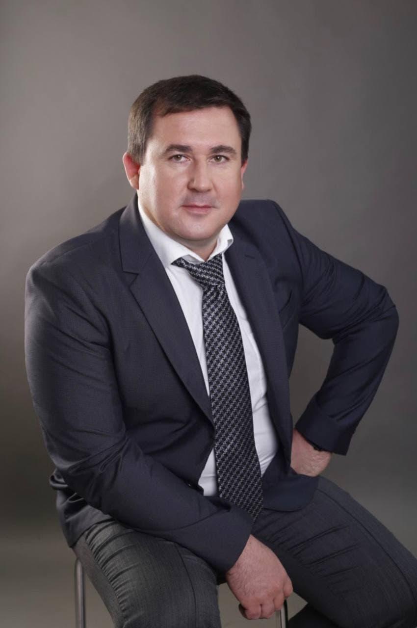 Директор Енерго-Сервісної компанії «ЕСКО-ПІВНІЧ» Тарас Бурдейний