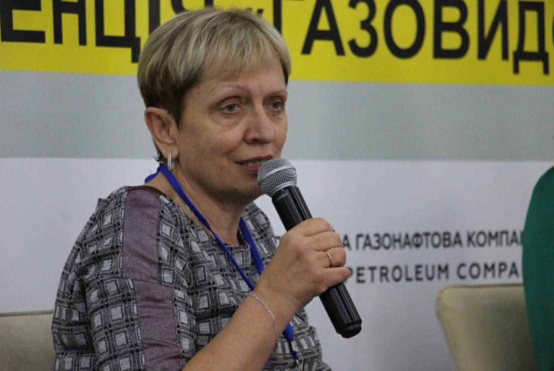 Голова Сенчанської громади Наталія Сліпухова
