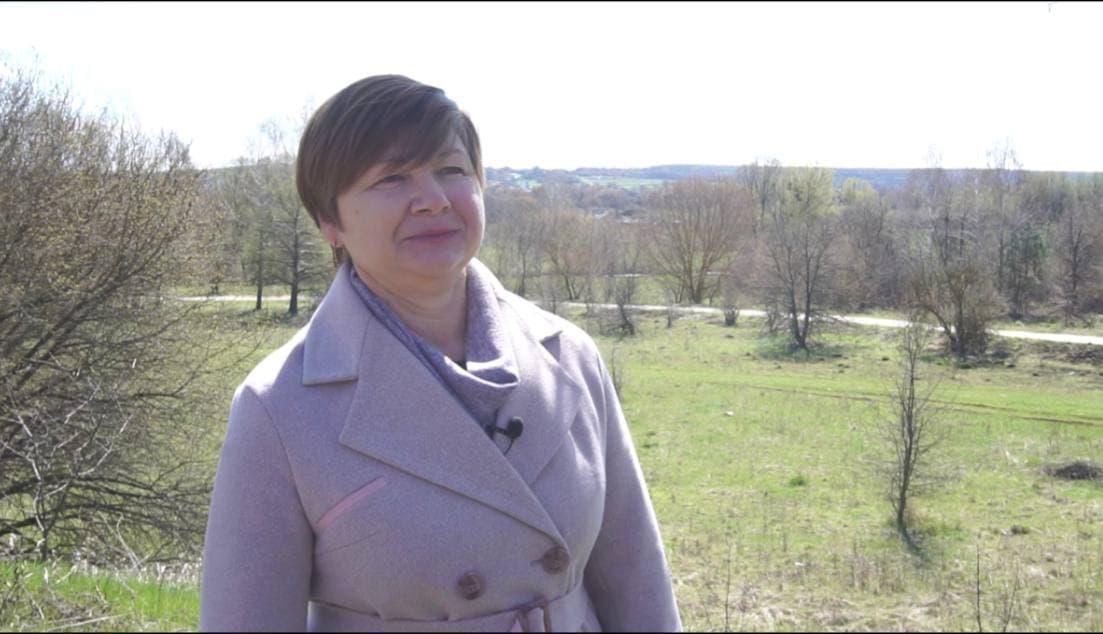 Староста Яхників Наталія Сердюк