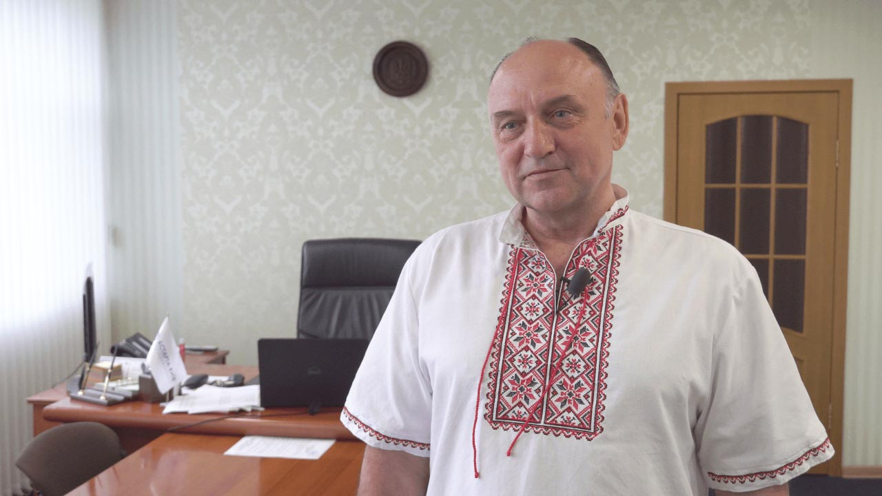 Заступник генерального директора агрофірми «Полтавазернопродукт» Анатолій Таранушич