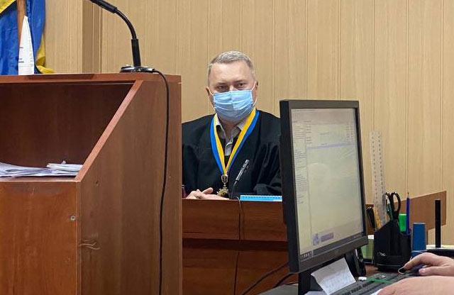 Суддя Юрій Новак