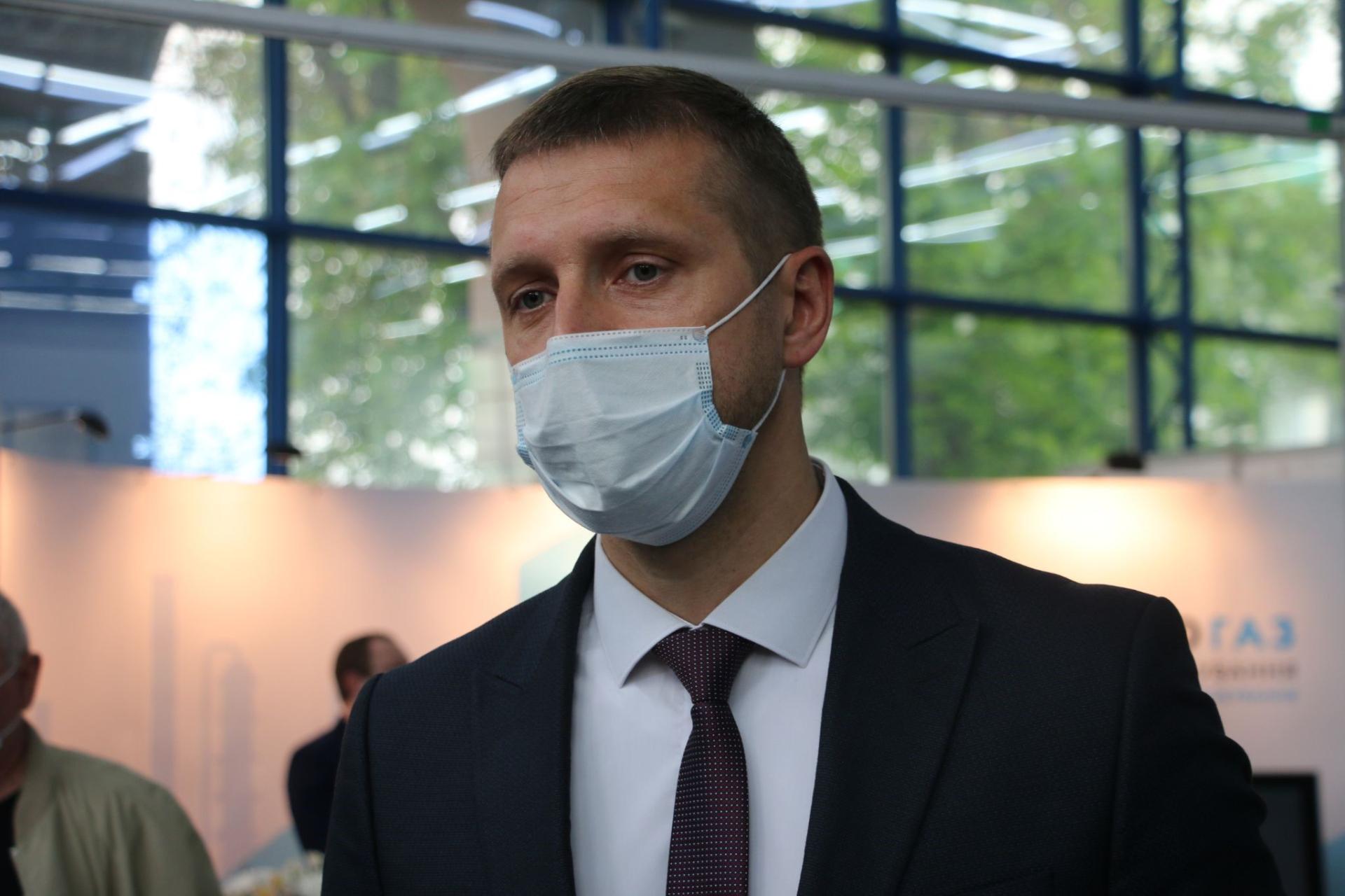Заступник голови Полтавської облдержадміністрації Євген Греков