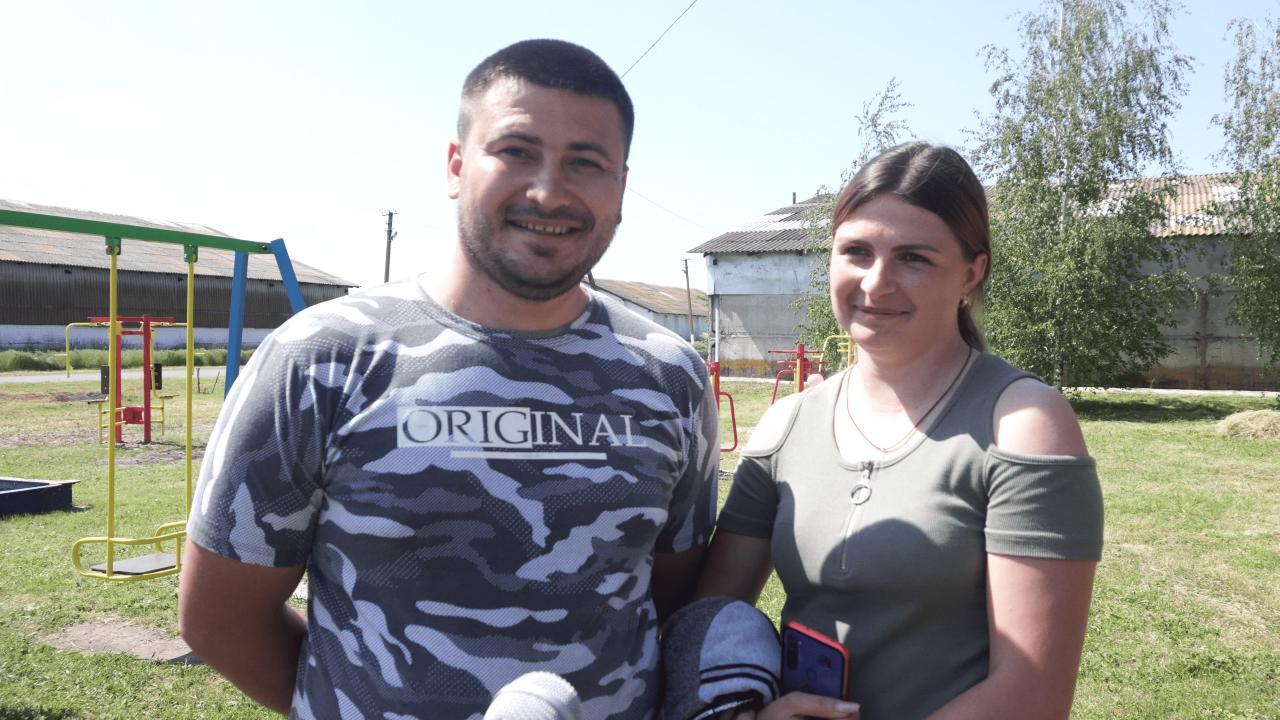 Спортивна родина — Андрій та Наталій