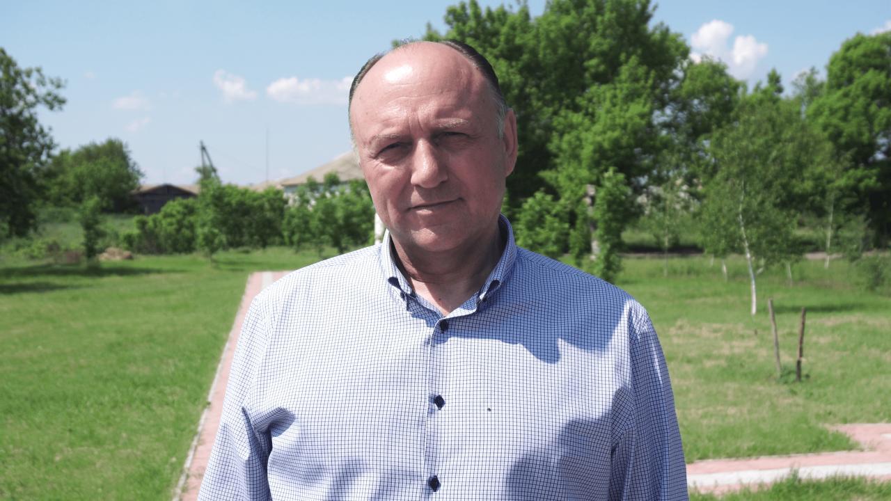 Заступник гендиректора агрофірми «Добробут» Анатолій Таранушич