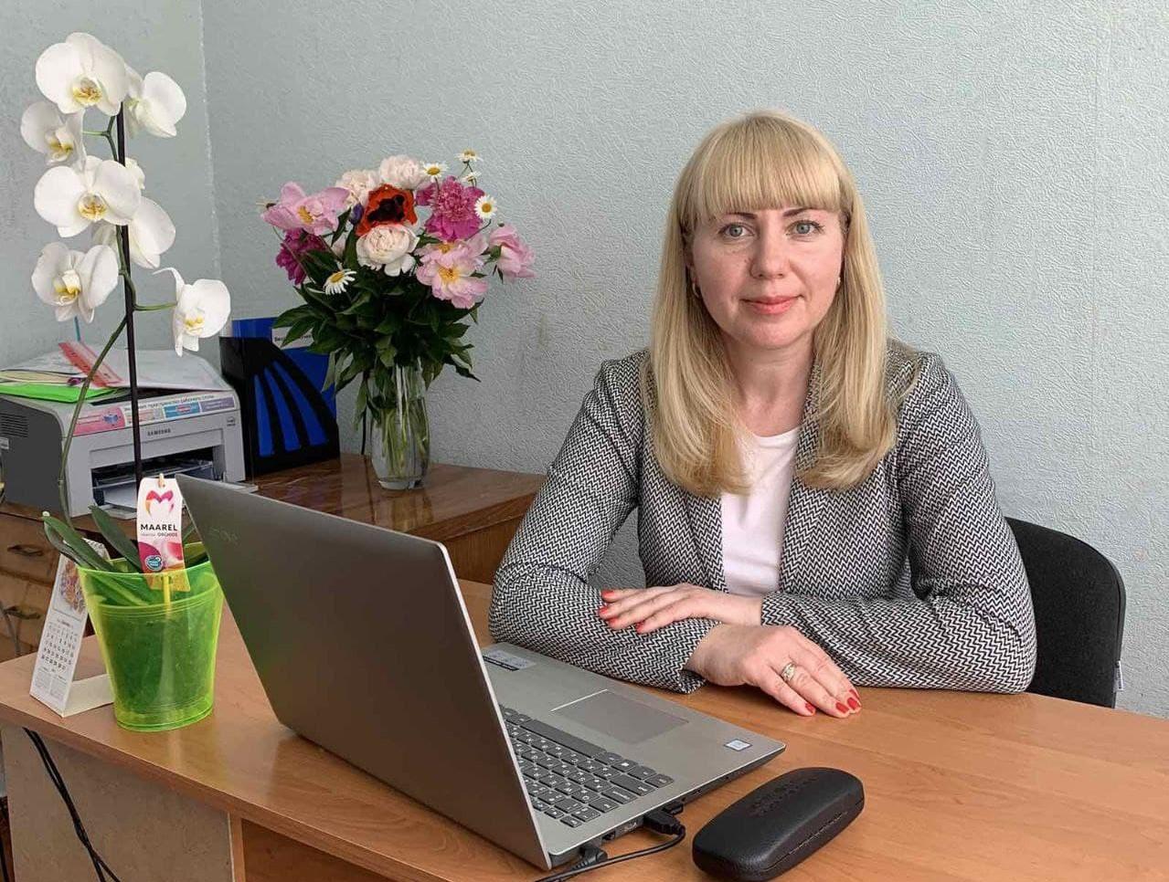 Очільниця служби у справах дітей Світлана Лупашко