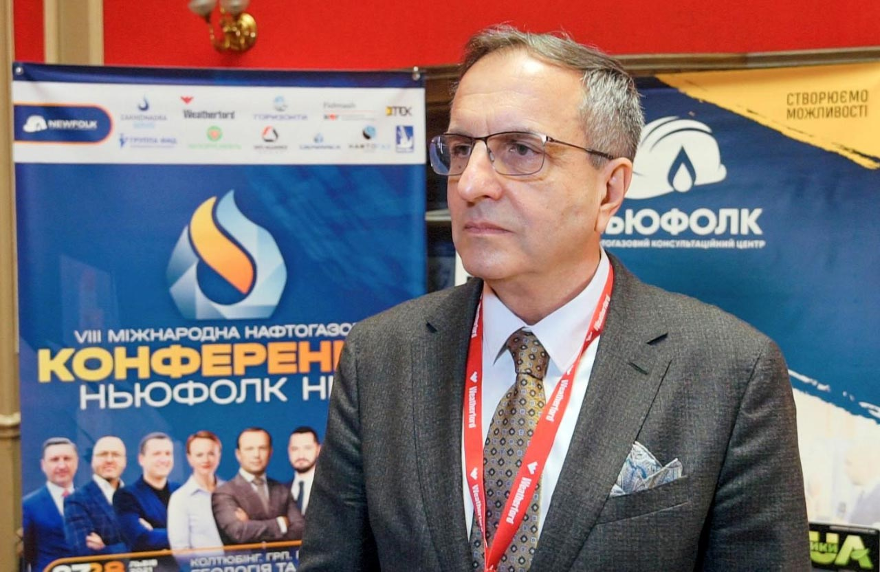 Директор із розвідки та перспективного розвитку ДТЕК Нафтогаз Іван Гафич