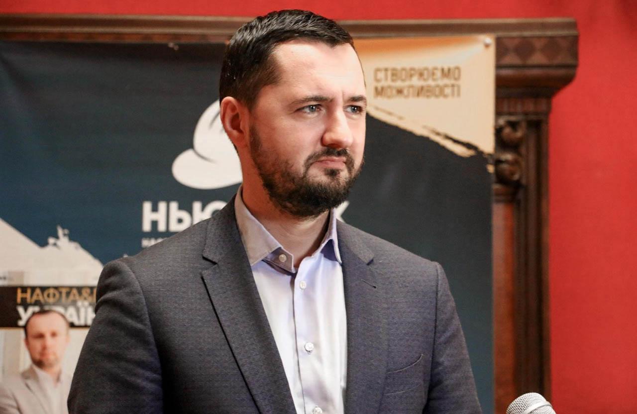 Голова Державної служби геології та надр України Роман Опімах