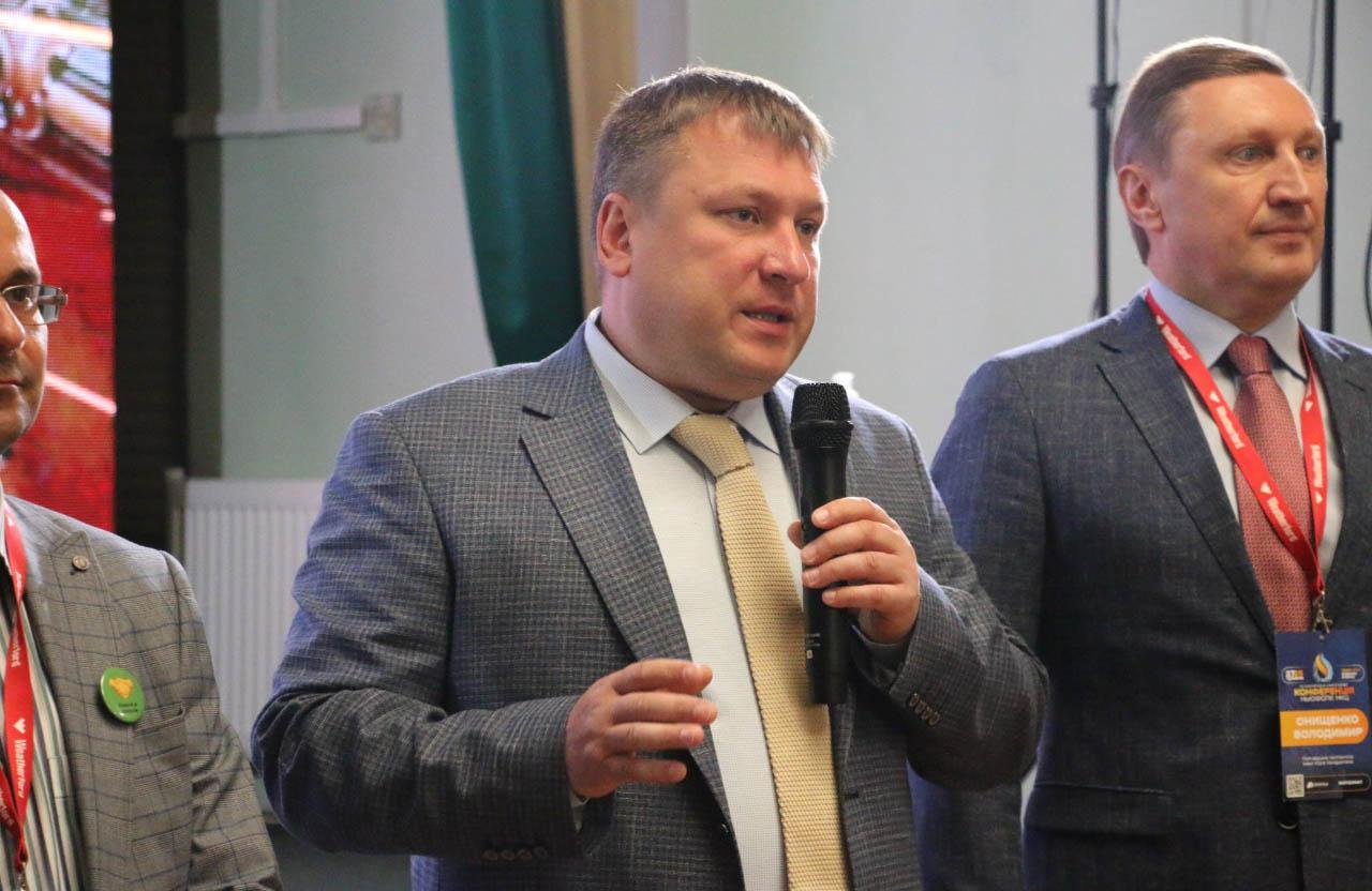 Генеральний директор «Ньюфолк НКЦ» Андрій Закревський