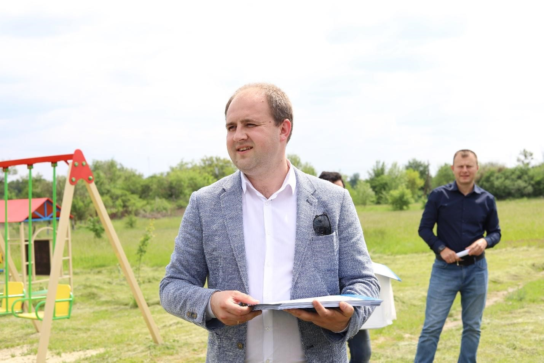 Начальник відділу проєктів регіонального розвитку АТ «Укргазвидобування» (Група Нафтогаз) Віталій Чудак