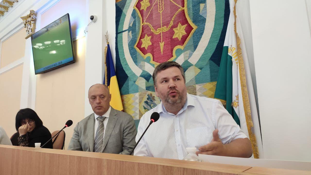 Оксана Деркач, Олександр Мамай та Андрій Карпов