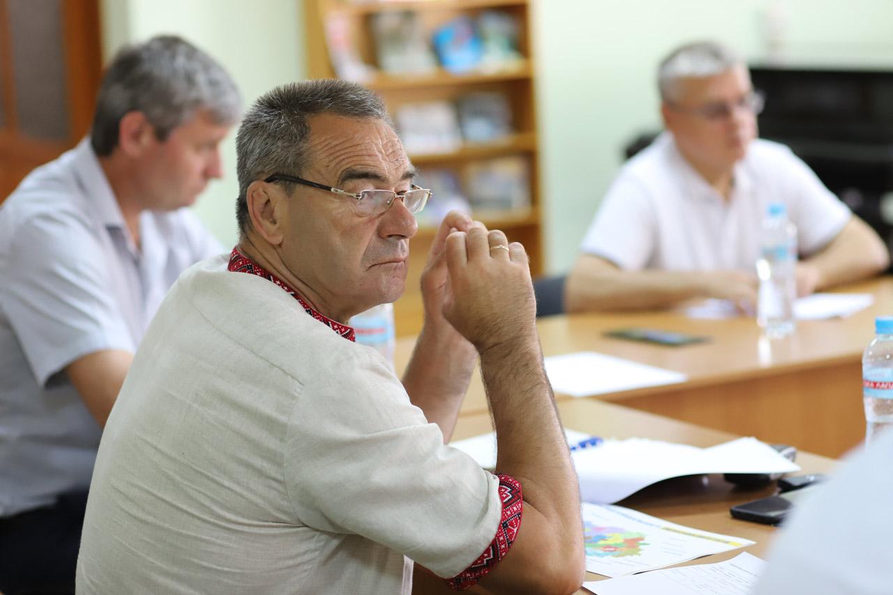 Депутат Полтавської облради Іван Близнюк