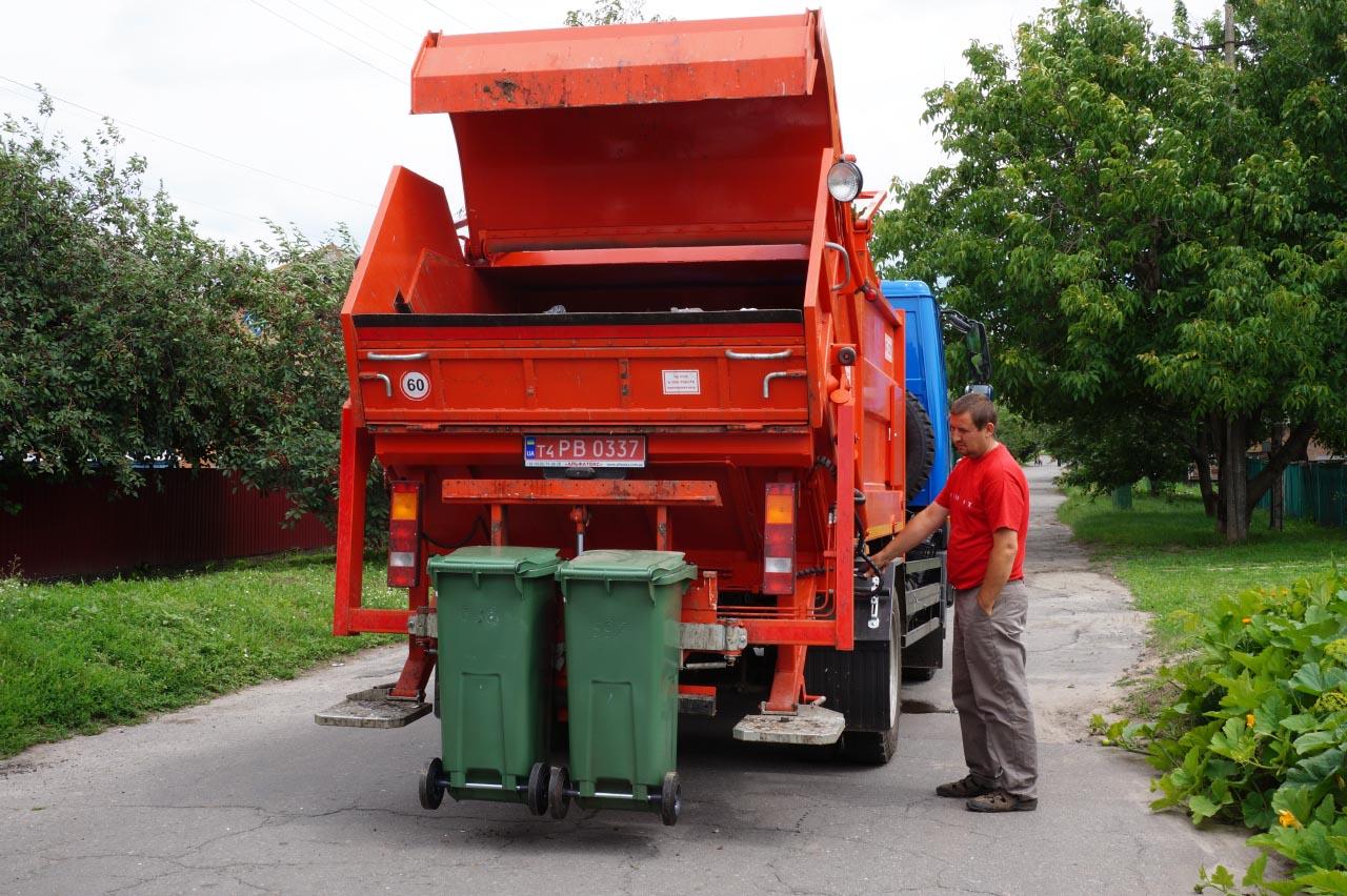 У Лохвицькій ТГ — один із найкращих способів вирішення сміттєвої проблеми на Полтавщині