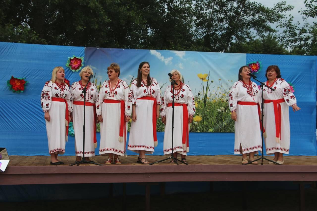 Колектив «Веснянка» Степненського БК