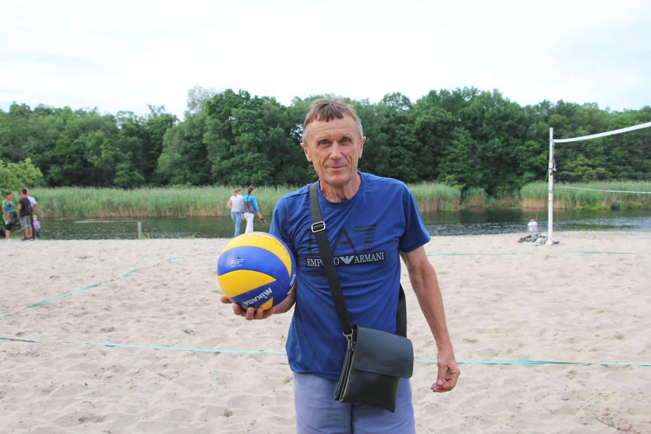 Олександр Лаврик, головний фахівець відділу освіти, молоді та спорту Коломацької селищної ради