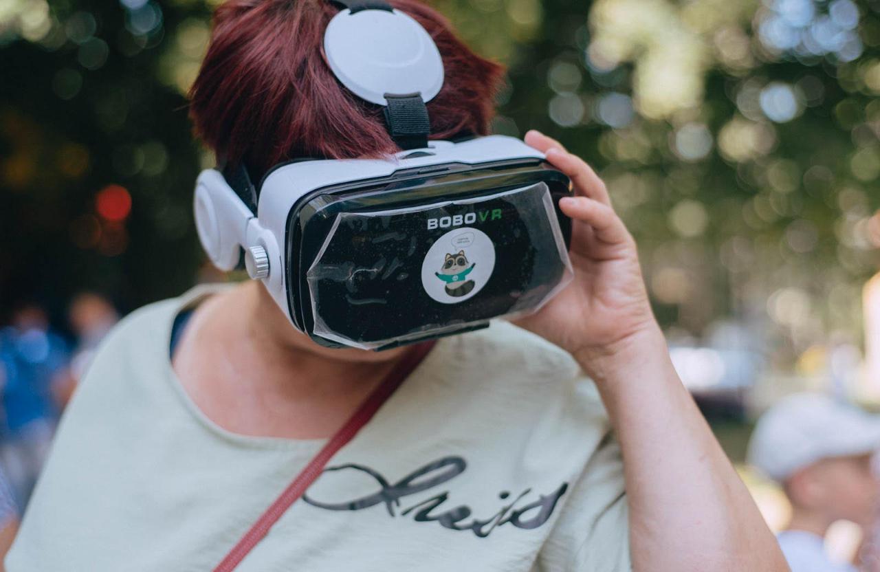 У 3D-окулярах можна побачити звалище з висоти пташиного польоту та з поверхні землі
