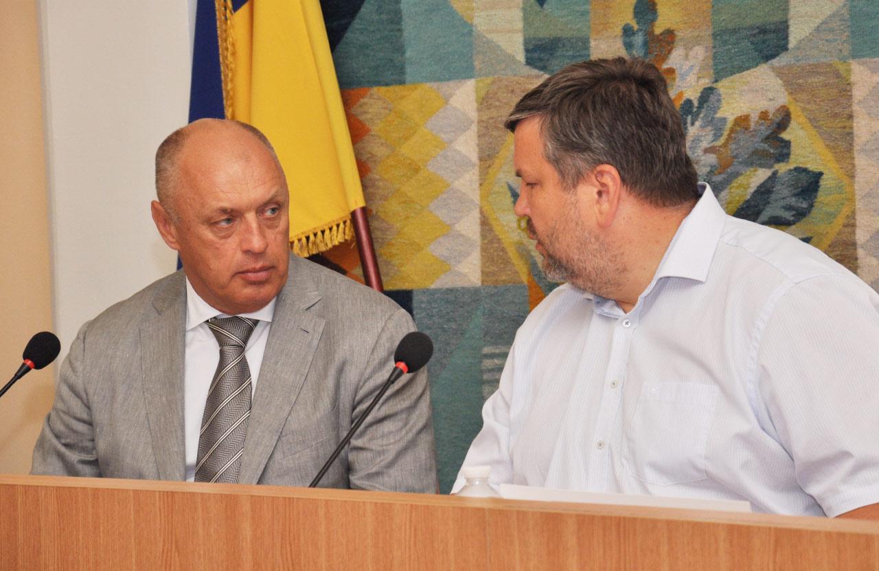 На сесію Полтавської міськради 23 липня винесли 57 питань (перелік)