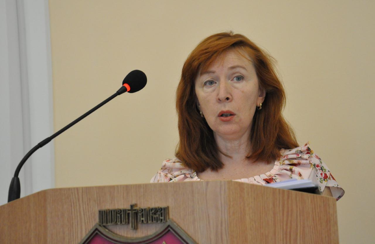 Директорка КП «ПМ БТІ» Марина Москалюк