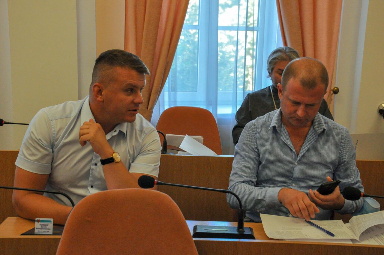 Денис Поліщук і Олександр Івахов