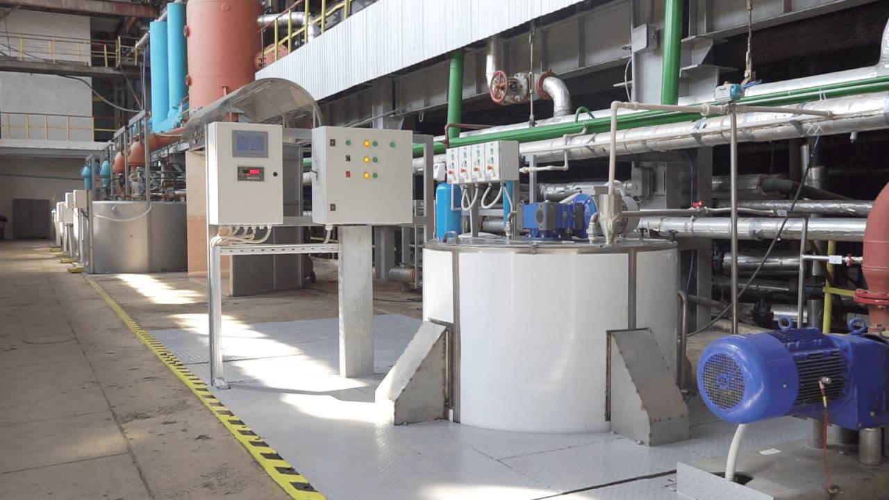 Обладнання для виготовлення  сиропу встановили на Новооржицькому цукровому заводі