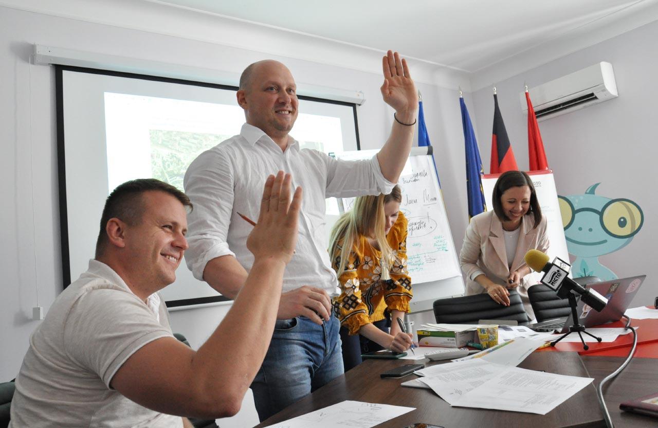 Денис Поліщук та Сергій Каплін