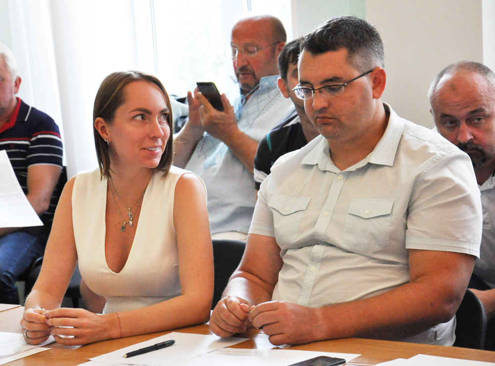 Ірина Климко та Максим Голдиш