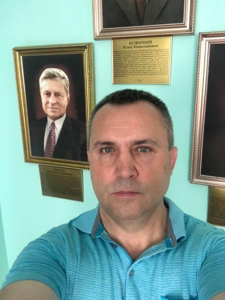 Віктор Бажан