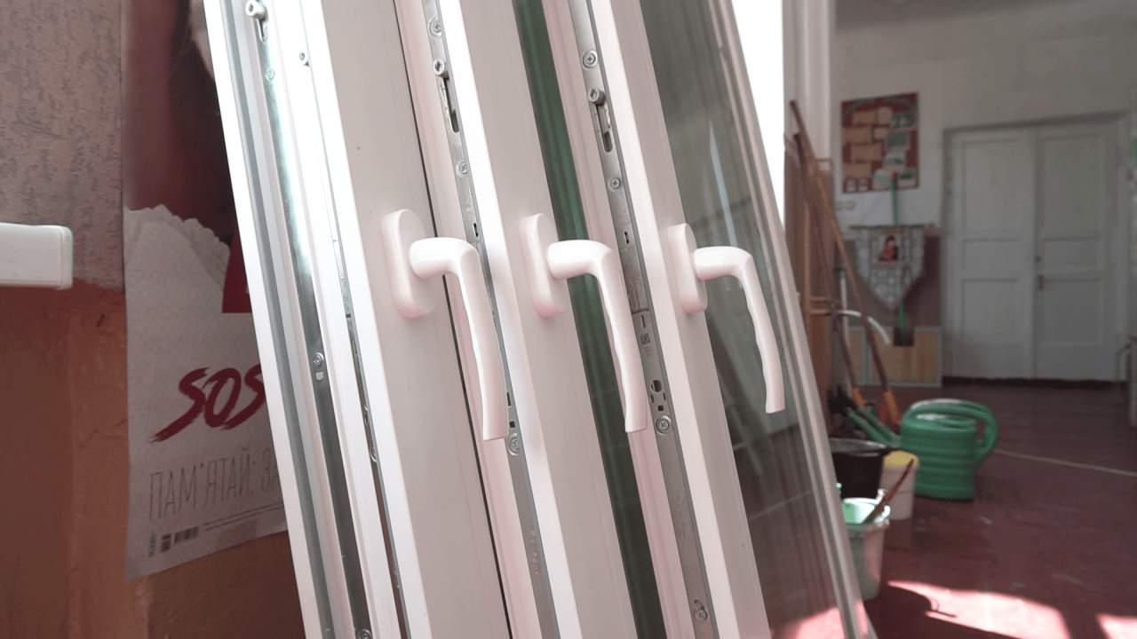 Вікна та двері в Обознівській школі не міняли з 1961 року