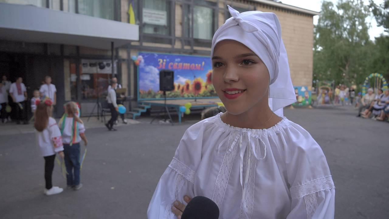 Танцівниця з Полтави Дар'я Онищенко