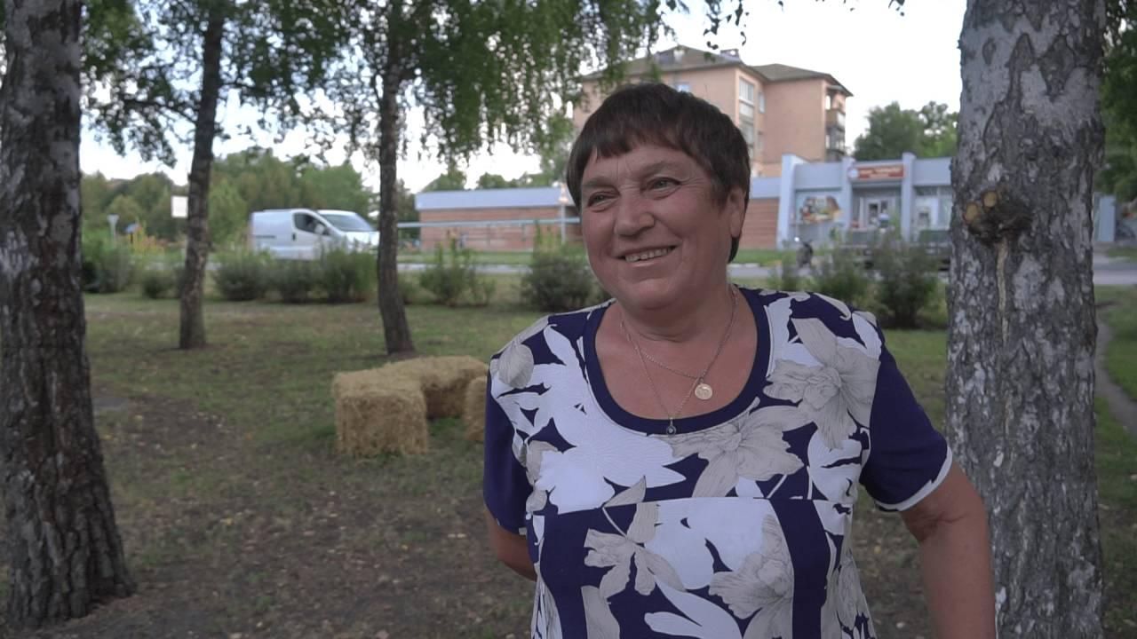 Вишивальниця зі Степного Валентина Воробйова