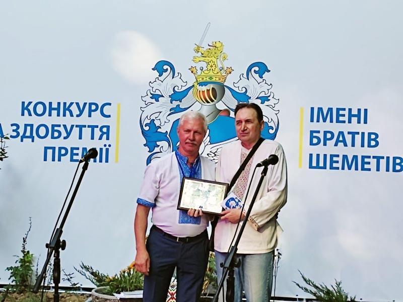 Редактор «Хлібороба» Олег Гаврильченко