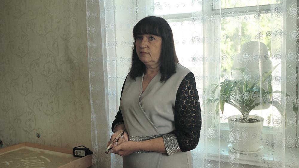 Директорка Кобеляцької ЗОШ №3 Таїсія Масич