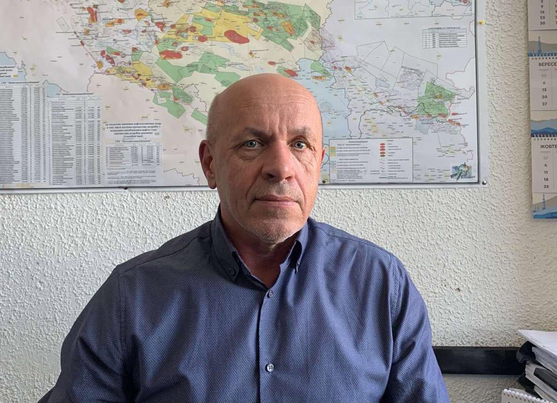 Олег Гаракевич понад 25 років працює менеджером з геології та розробки родовищ у ГПУ «Полтавагазвидобування»
