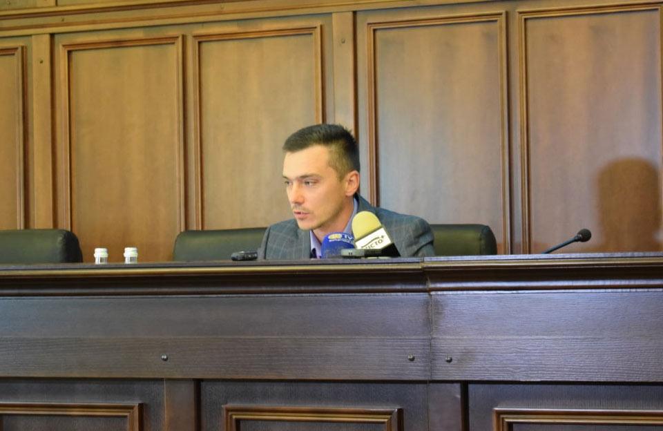 Прокурор Антон Столітній