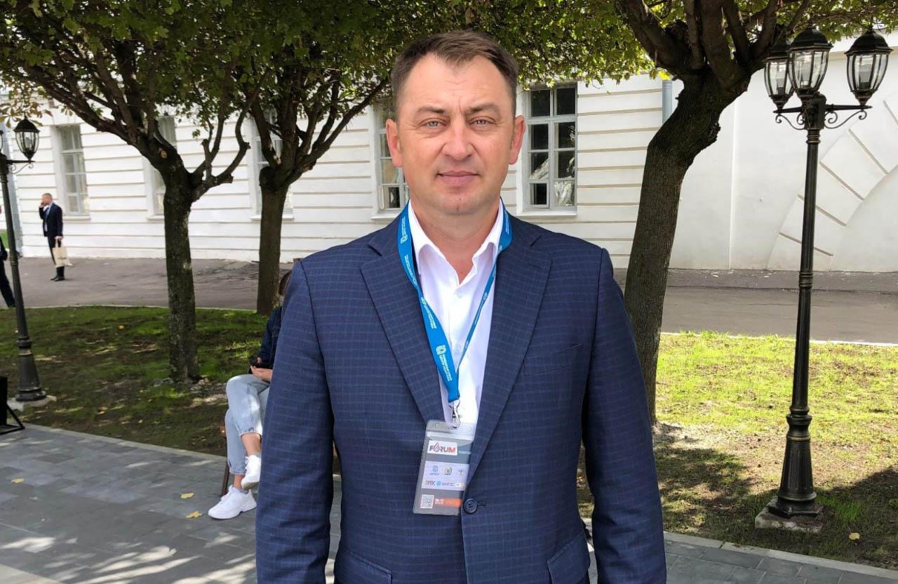 Директор ГПУ «Полтавагазвидобування» АТ «Укргазвидобування» Андрій Місіньов