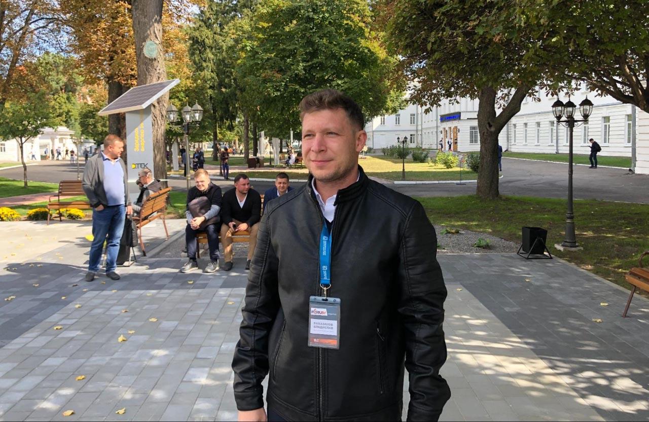 Керівник експертної групи з безпеки постачання природного газу Міністерства енергетики України Владислав Рамазанов