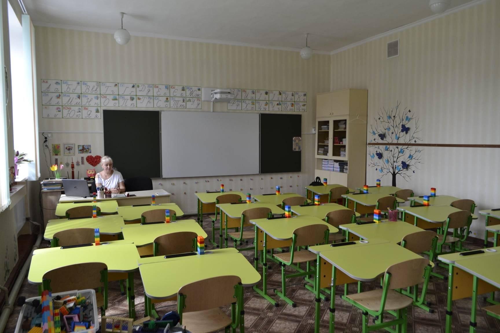 У громаді відповідально підготували школи до нового навчального року