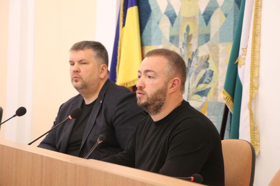 Андрій Карпов та Ігор Еренбург