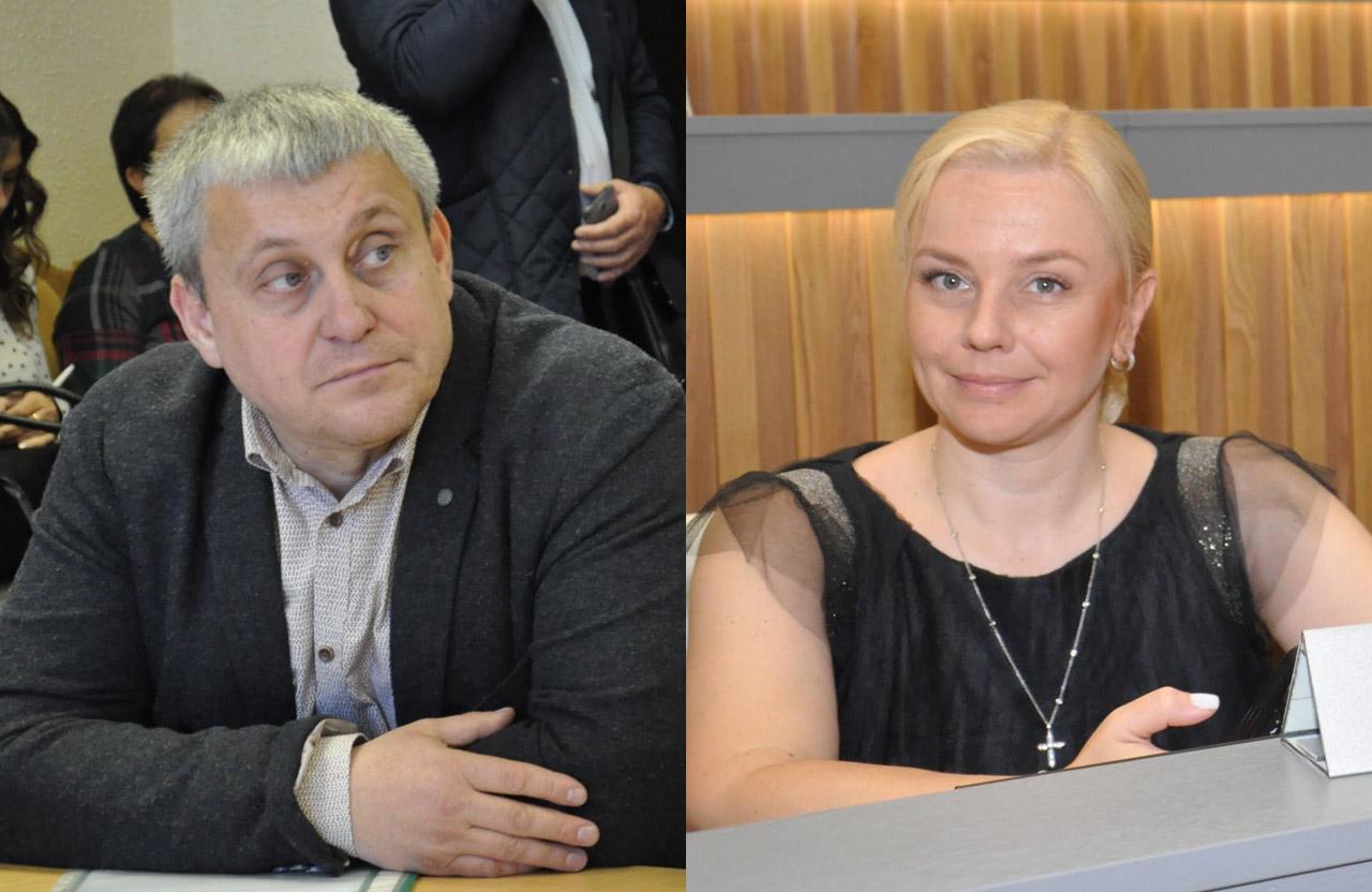 Геннадій Пікуль та Яніна Аранчій