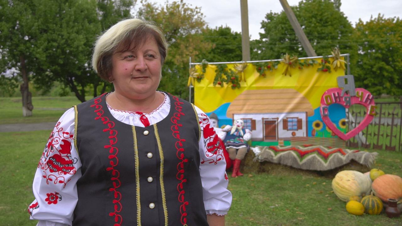 Заступниця голови Коломацької громади Наталія Горіздра